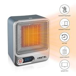 JETERY 1500W PTC Space Heater, Heating System for Bedroom &