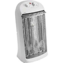 Mainstays Quartz Electric Tower Space Heater, Indoor, White,