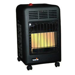 Mr. Heater 18000 BTU 450 Sq. Ft. Radiant Propane Cabinet Out