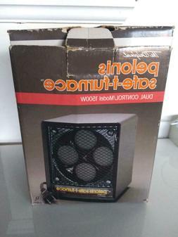 Pelonis Safe T Furnace Model 1500W Portable Ceramic Disc Spa