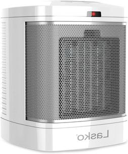 Small Portable Ceramic Space Heater for Bathroom and Indoor