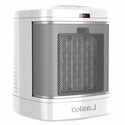 Lasko Small Portable Ceramic Space Heater for  Bathroom and