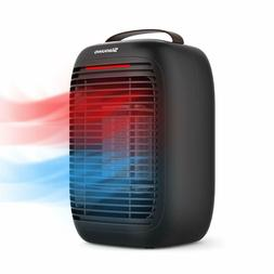 Slaouwo Space Heater, 1000W Portable Electrical Space Heater