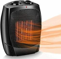 space heater 1500w portable electric heater up