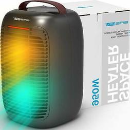 Space Heater –Electric Mini Fan Heater -Small Personal 950