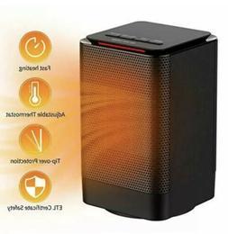 DOUHE Space Heater Portable Heater Personal Heater Fan Elect
