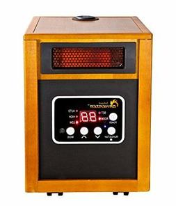 TLM Dr. Infrared Heater Portable Space Heater with Humidifie