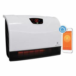 Wall Mounted Infrared Heater with WiFi Temperature Control I